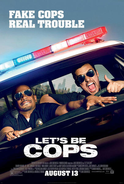 letsbecops posterart Box Office Report: Cops Top Expendables While Guardians Climbs Higher