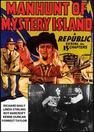 Manhunt of Mystery Island [Serial]