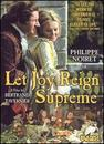 Let Joy Reign Supreme . . .
