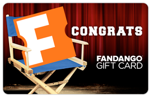 Congrats Movie Gift Card