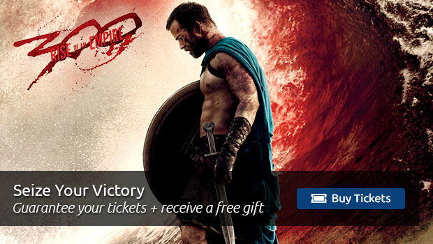 300: Rise of an Empire Tickets and Song Download
