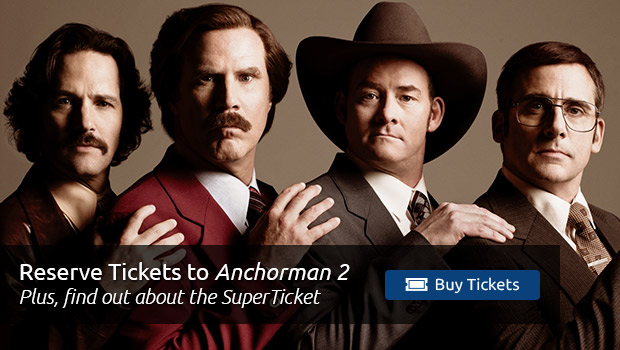 Anchorman 2 SuperTicket