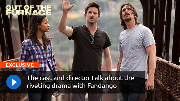 Exclusive Out of the Furnace Cast Video Interviews