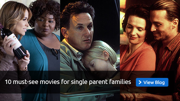 Must-see Movies for Single Moms and Dads