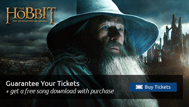 The Hobbit: The Desolation of Smaug Tickets