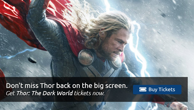 Thor: The Dark World Tickets