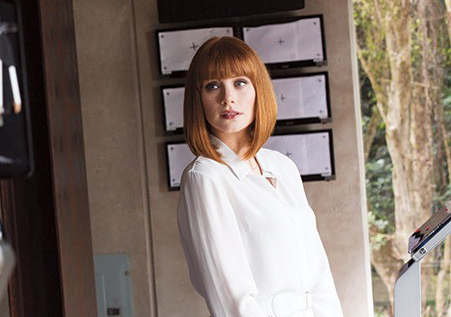 first photos from Jurassic World