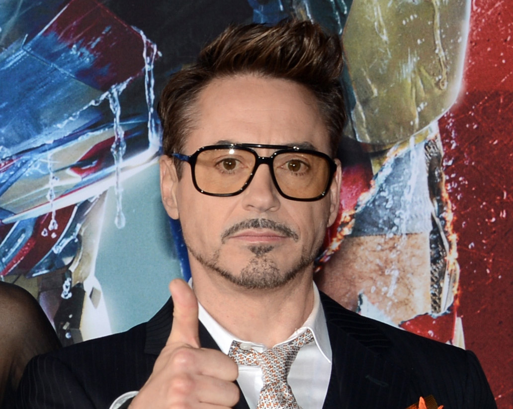 Robert Downey Jr shares first Avengers 2 phot