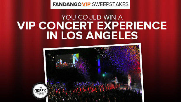 VIP CONCERT EXPERIENCE