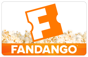 Fandango Popcorn Gift Card