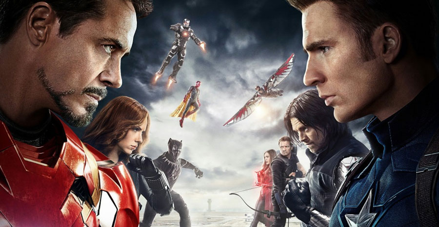 The Russo Brothers, on Which Scenes Were Cut from 'Captain America: Civil War'