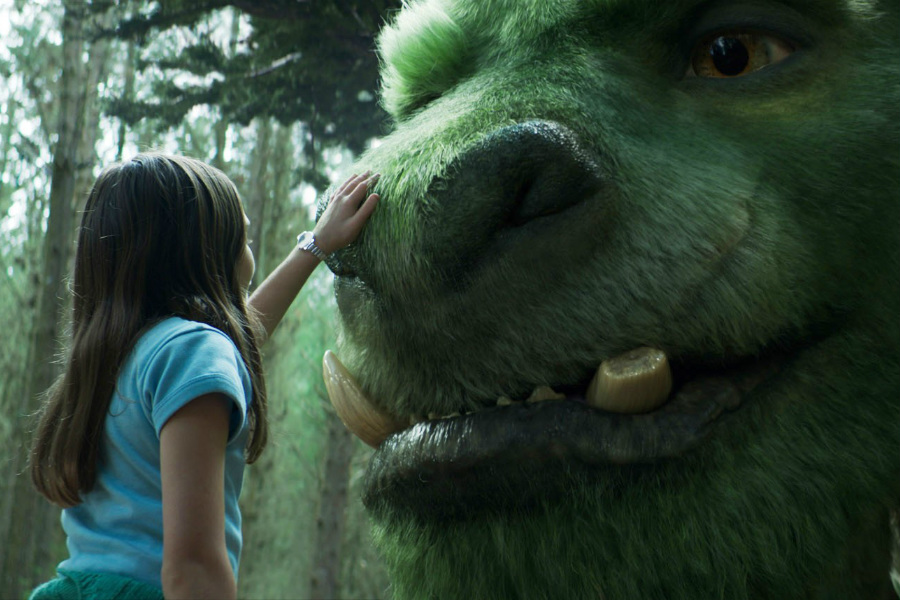In New 'Pete's Dragon' Clip, Watch the Wonder and the Awe