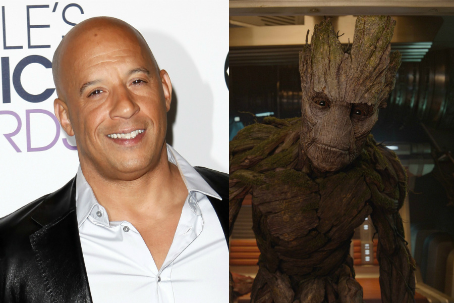 Vin Diesel / Guardians of the Galaxy