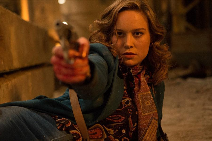 Free Fire Brie Larson
