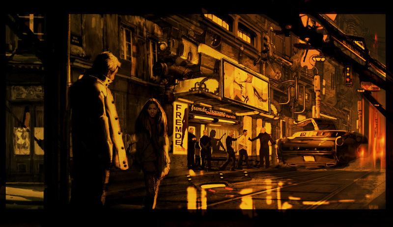 First Look: Duncan Jones' 'Blade Runner'-esque 'Mute' Is a Companion to 'Moon'