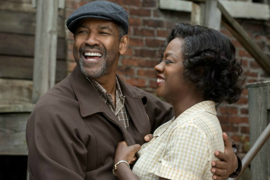 First Look at Denzel Washington in 'Fences,' Plus: 'Spider-Man' and More