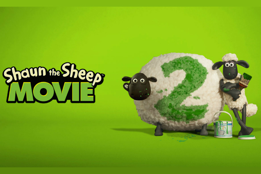 Shaun the Sheep Movie 2
