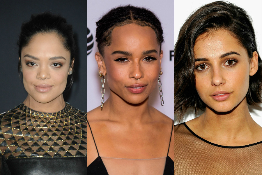 Tessa Thompson / Zoe Kravitz / Naomi Scott