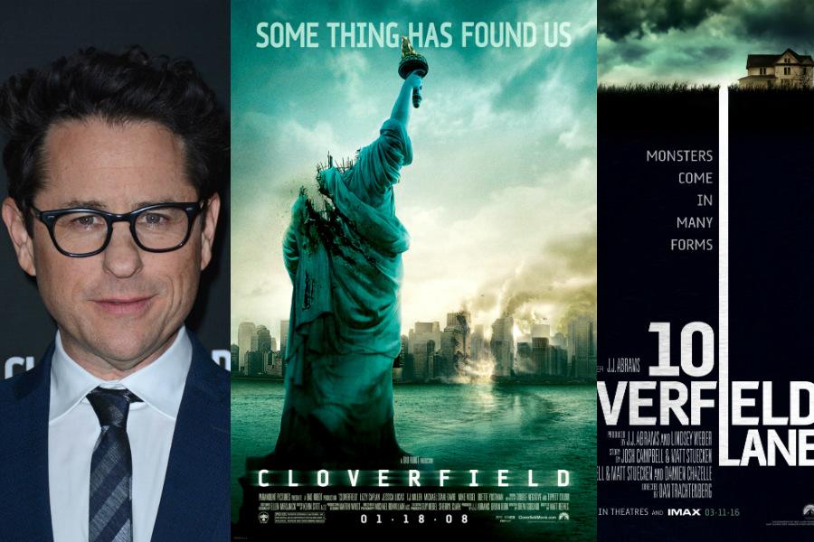 J.J. Abrams / Cloverfield / 10 Cloverfield Lane