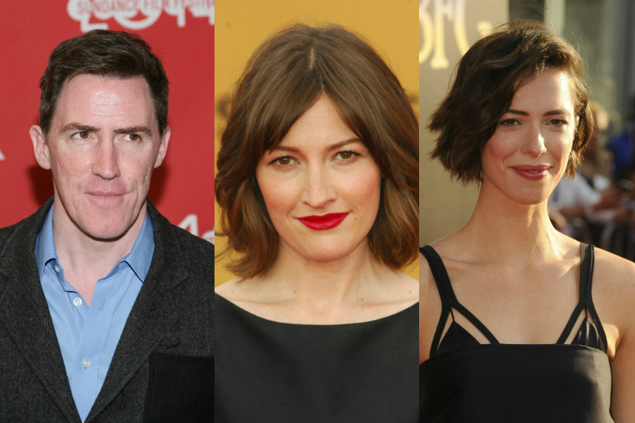 Rob Brydon / Kelly Macdonald / Rebecca Hall