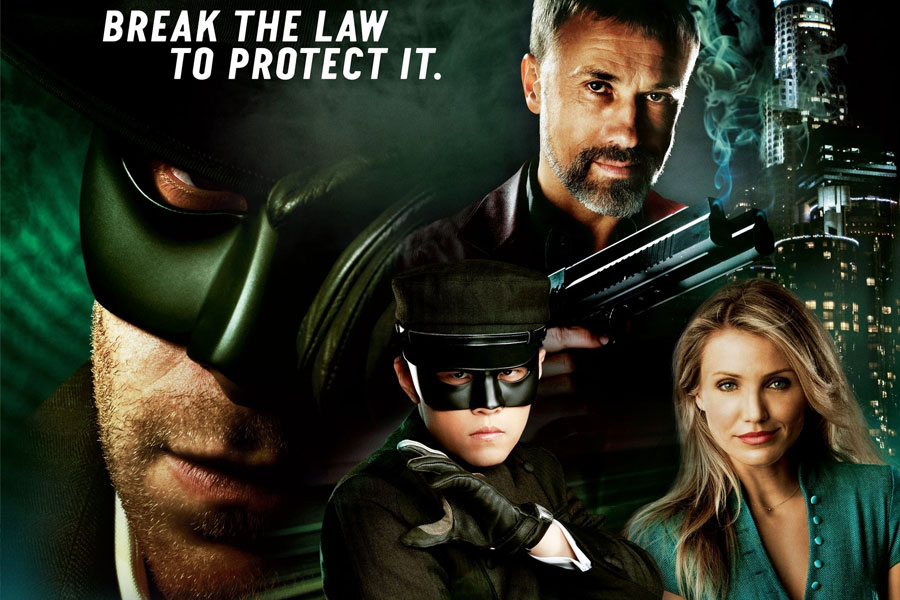 The Green Hornet' Is Getting a Gritty Reboot From 'Warrior' Director