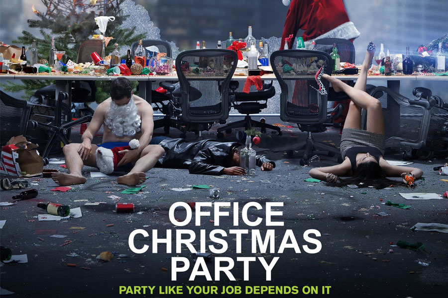 New Office Christmas Party Trailer Promises The Craziest Party