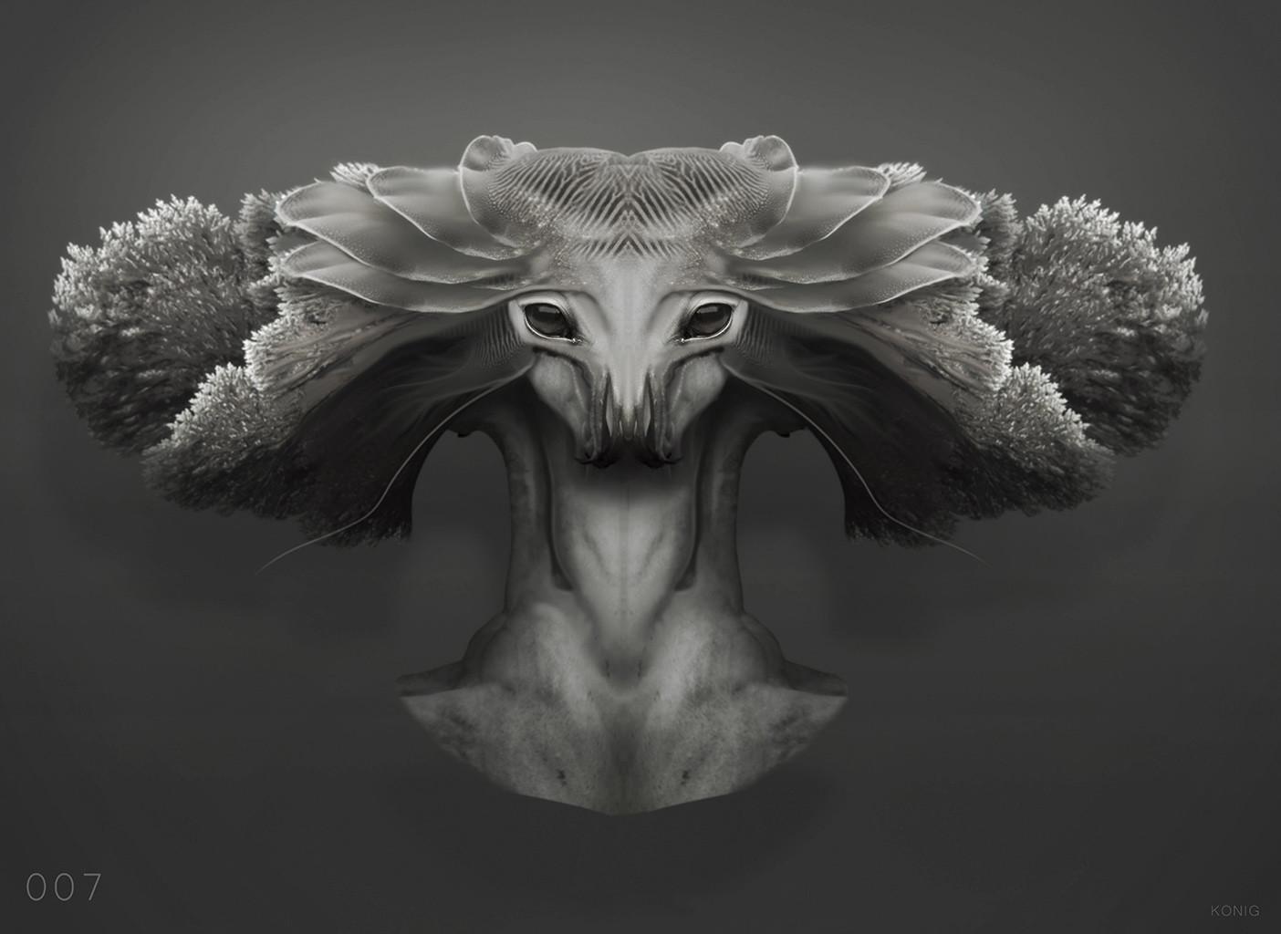 arrival concept art reveals much creepier aliens