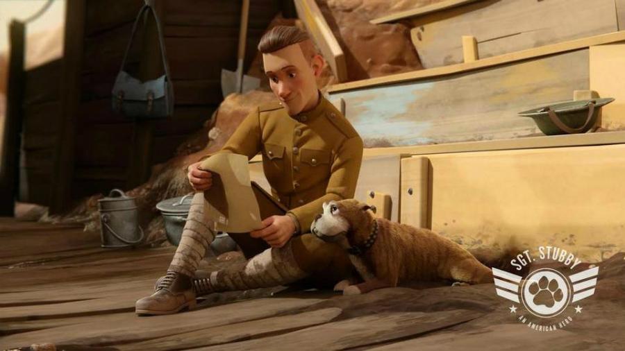 Sgt Stubby: An American Hero