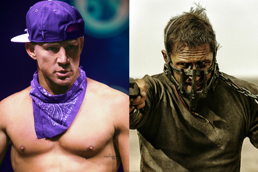 Magic Mike XXL / Mad Max: Fury Road