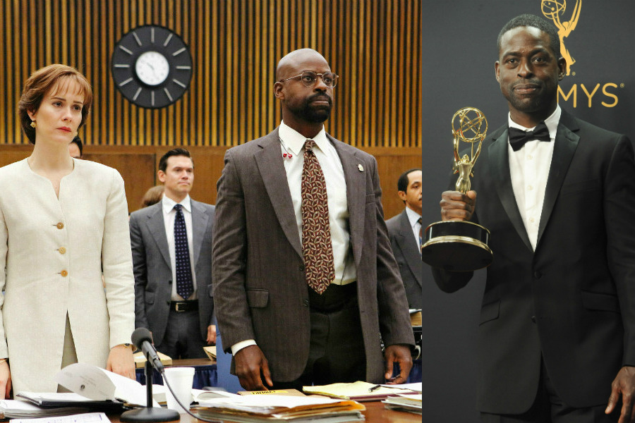 The People v. O.J. Simpson / Sterling K. Brown