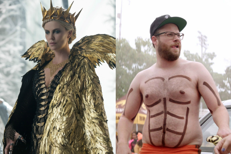 The Huntsman: Winter's War / Neighbors 2: Sorority Rising