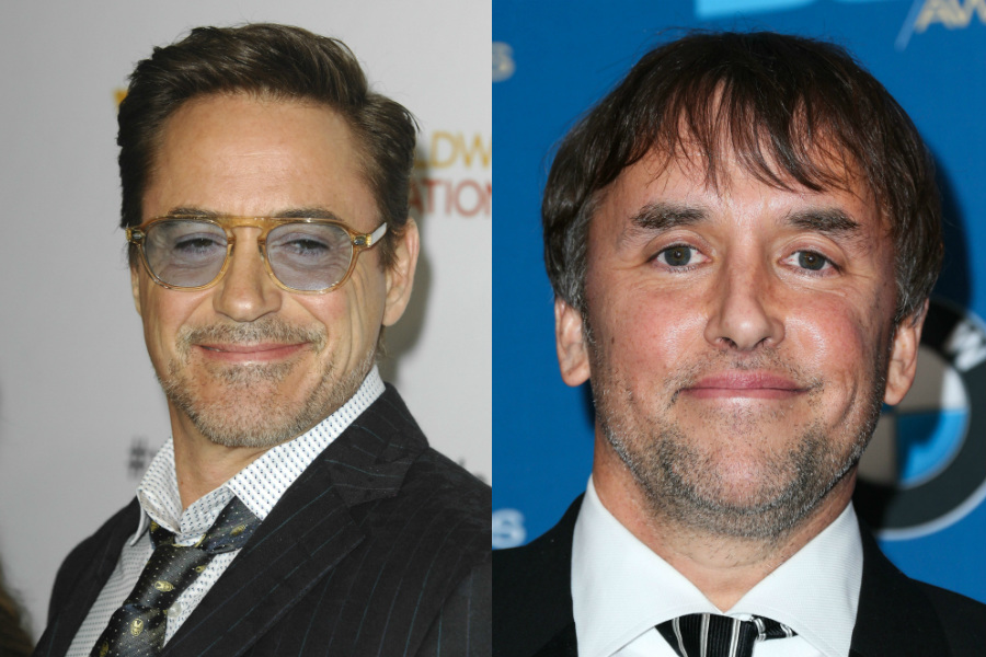 Robert Downey Jr. / Richard Linklater
