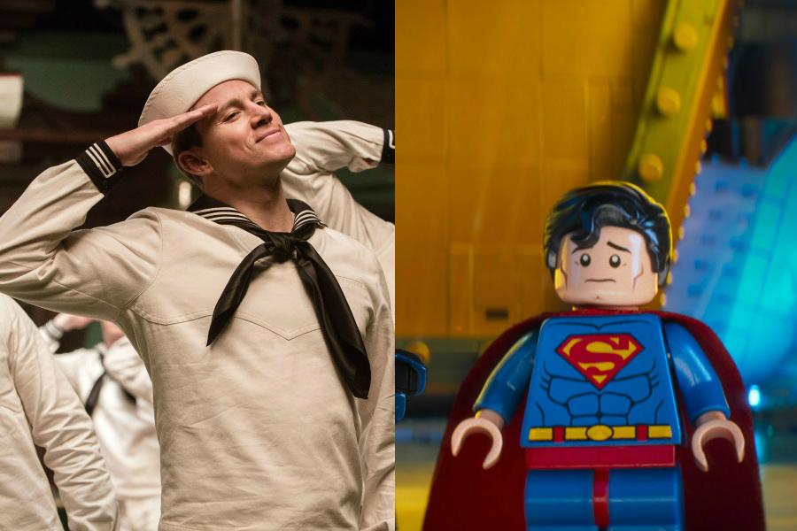 Hail, Caesar! / The Lego Batman Movie