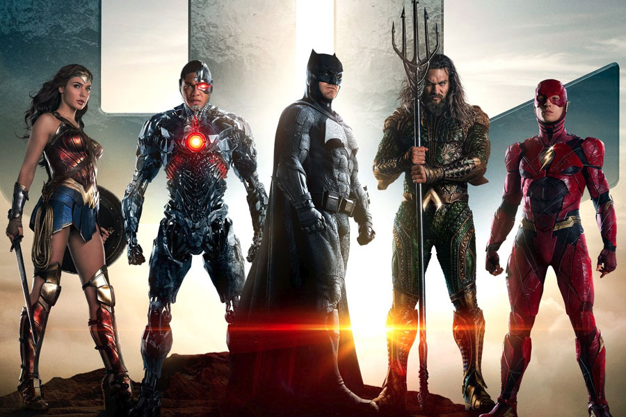The New Explosive 'Justice League' Trailer Shows the Team In Action