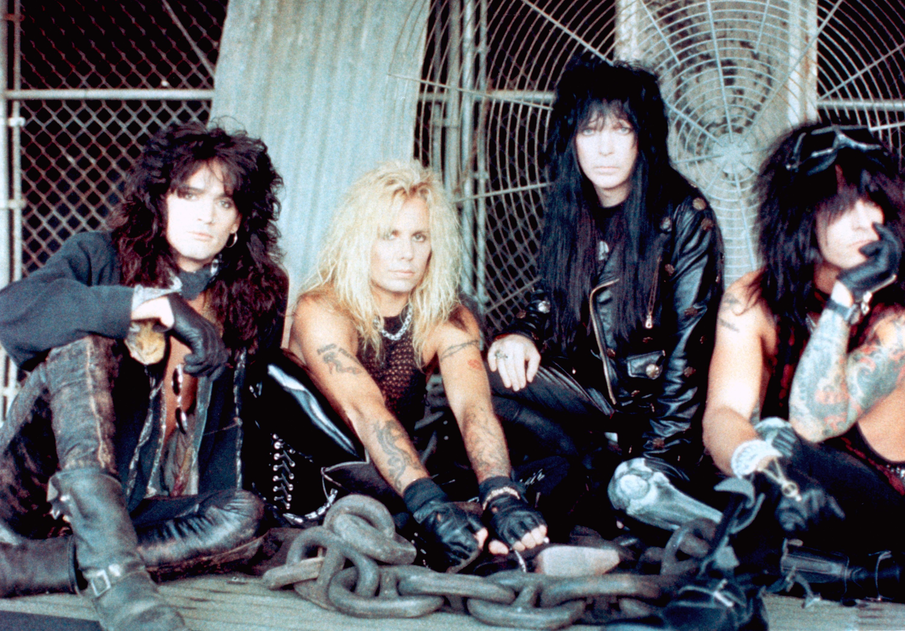 Relive The '80s With a New Movie About Motley Crue | Movie