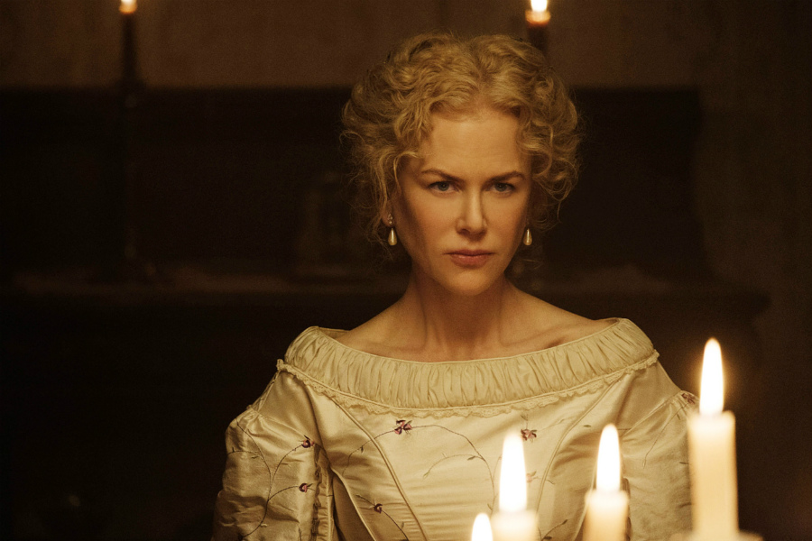 Watch Nicole Kidman and Colin Farrell Stand Off in Intense New Trailer for 'The Beguiled'