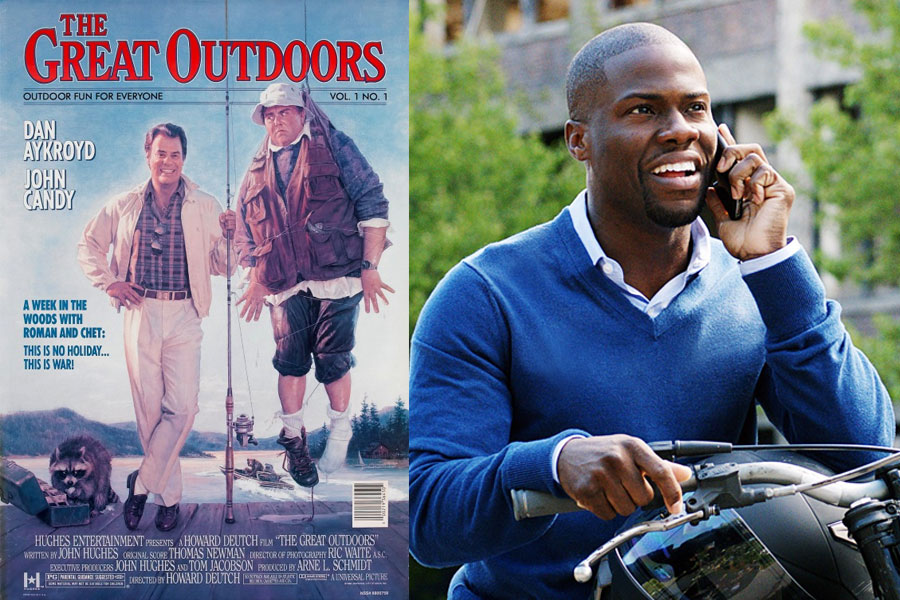 kevin hart the great outdoors