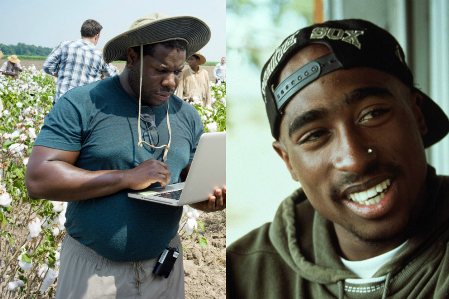 12 Years a Slave / Poetic Justice
