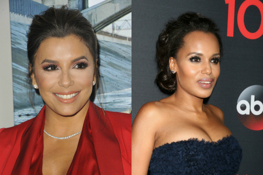 Eva Longoria / Kerry Washington