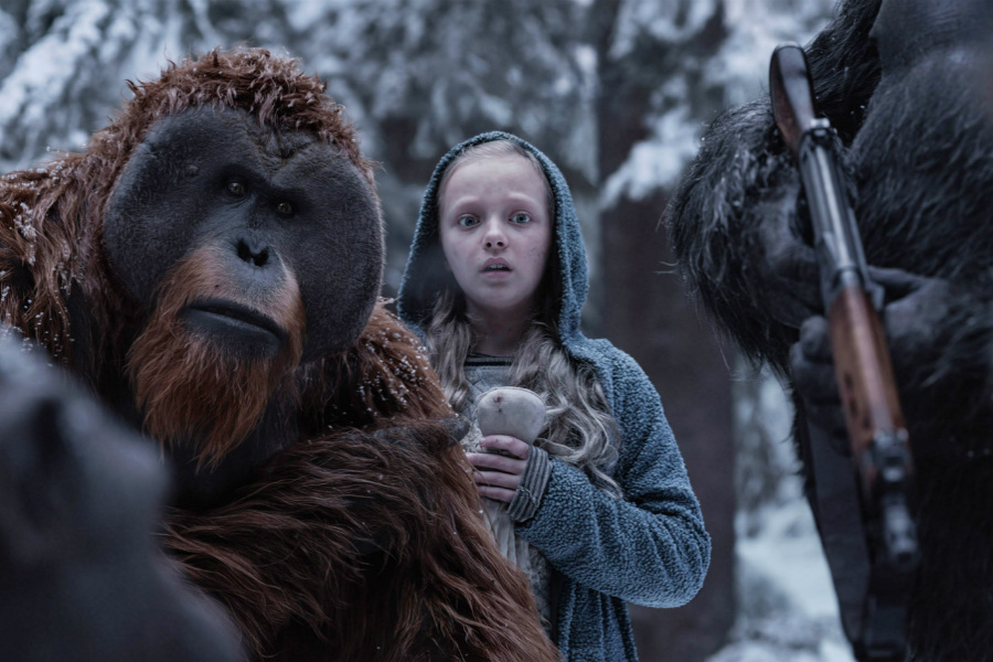 Trailer Roundup: 'War for the Planet of the Apes,' 'Transformers: The Last Knight,' 'First Kill'
