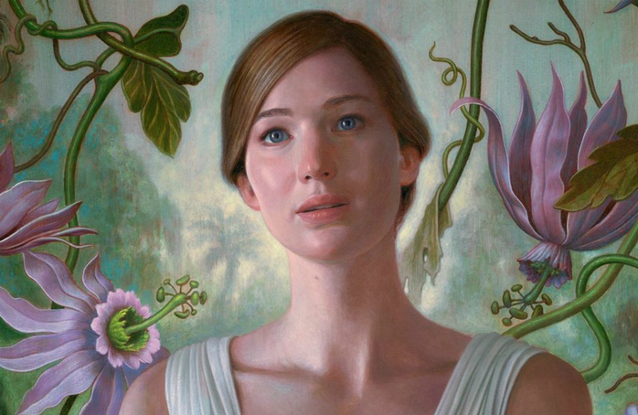 Watch Jennifer Lawrence in Exceptionally Creepy First 'mother! Trailer