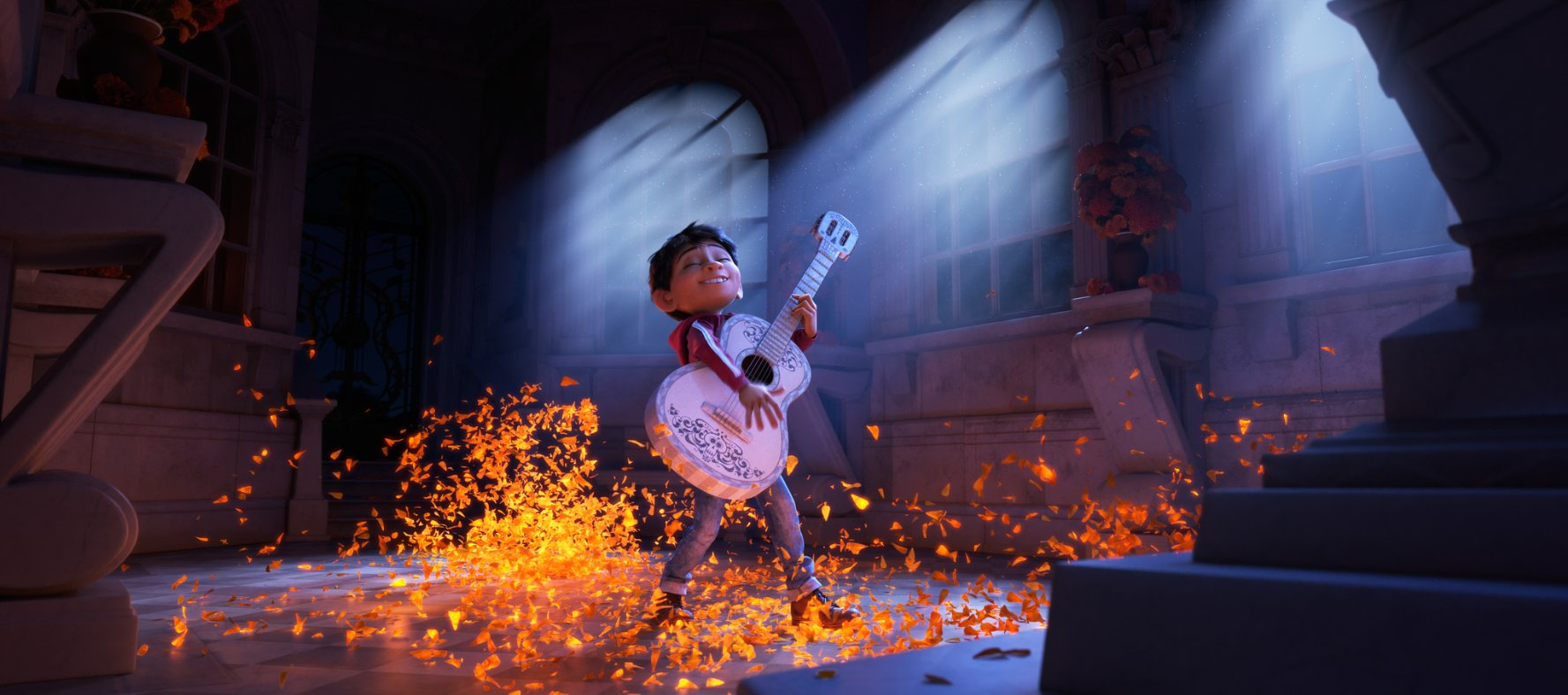 Trailer Buzz: Pixar's 'Coco,' Jackie Chan as 'The Foreigner' and the