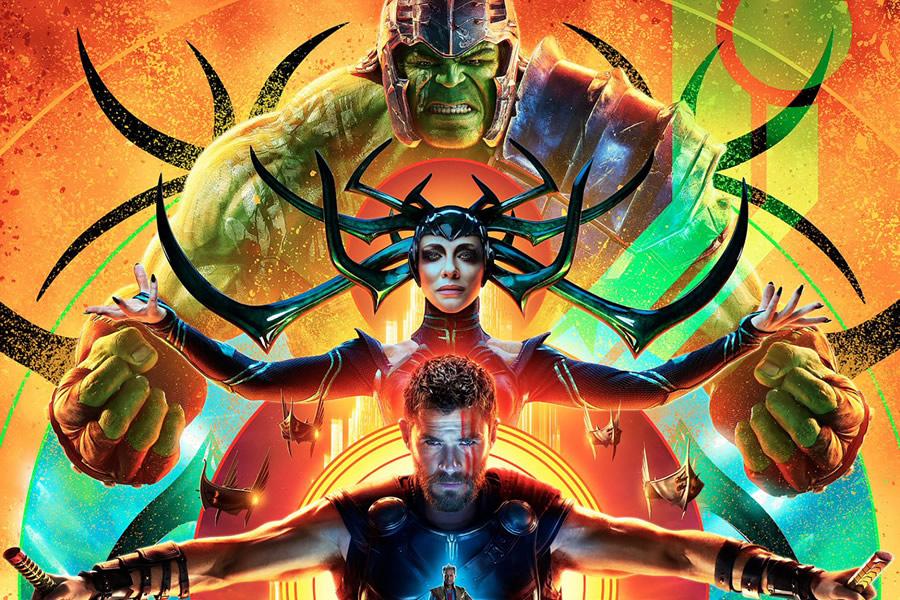 Comics On Film Marvel Favors Much More Fun In Thor Ragnarok