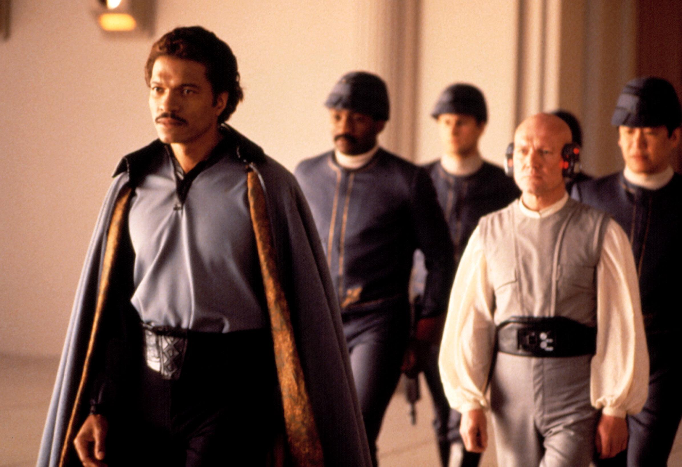 Billy Dee Wiliams Lando Calrissian Star Wars: The Empire Strikes Back