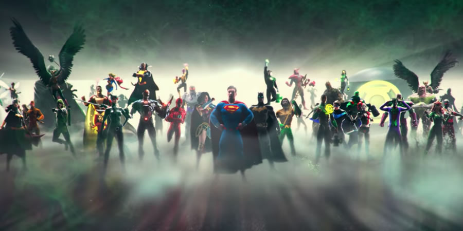 DC Films Intro