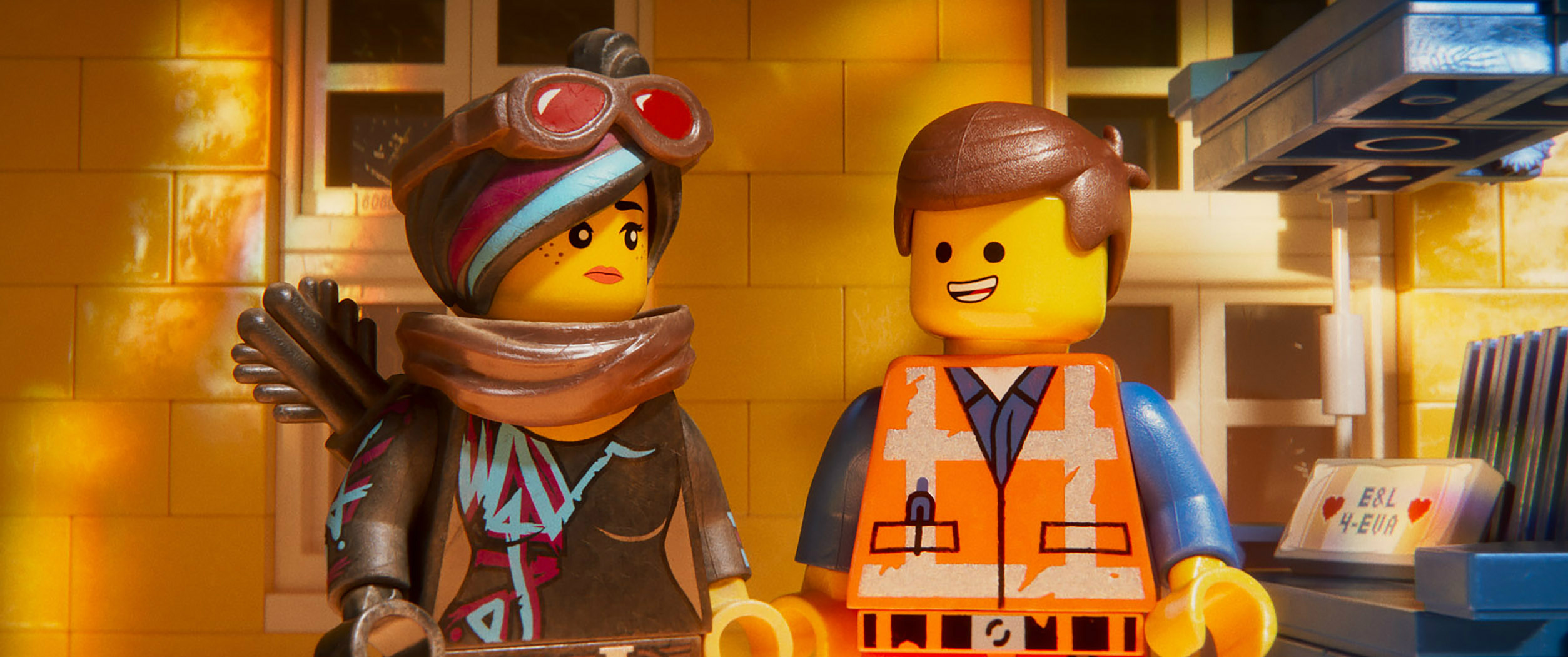 The Lego Movie: The Second Part