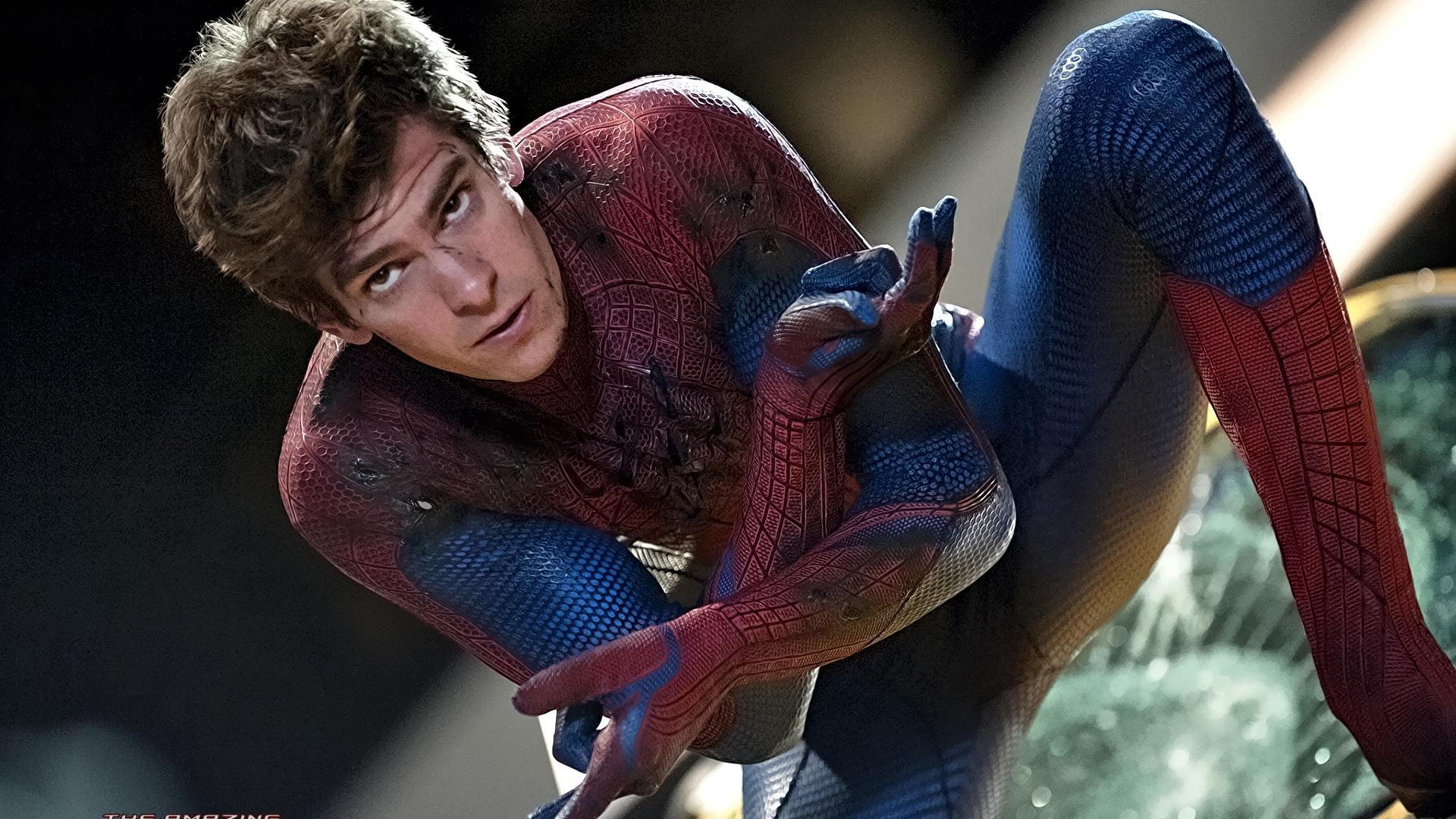 Comic-Con Hall H: Spider-Man Admires Jamie Foxx, Would Like to Team with 'The Avengers'