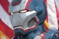 'Iron Man 3' Photos Give Best Look Yet at Iron Patriot