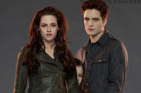 Bella and Edward Shield Renesmee in Latest 'Breaking Dawn' Pics
