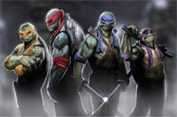 New 'Ninja Turtles' Movie Lands Director, Will Use...MoCap?